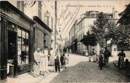 1 CPA   Cormeilles  Grande Rue  Anno 1905 - France