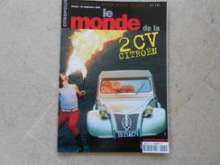 CITROPOLIS HORS SERIE N°3 De 2001- Le Monde De La 2CV Citroën - - Auto