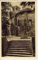 SAINT MARTIN DE LONDRES L'EGLISE MONUMENT HISTORIQUE ROMANO BYZANTIN - France