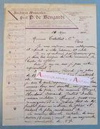 L.A.S 1904 Pablo De BENGARDI à Mexico - Mexique - Archives Musicales - Costallat - Lettre Autographe - Autographes