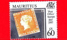 Nuovo - MNH - MAURITIUS - 1997 - 150° Anniversario Primo Francobollo Di Mauritius - 60 - Mauritius (1968-...)