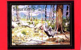 Nuovo - MNH - MAURITIUS - 2007 - Disegno Dell'uccello Dodo Di Julian Pender Hume, 2001 - Foglietto - 25 - Mauritius (1968-...)