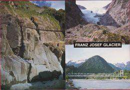 Frans Josef Glacier New Zealand Westland Tai Poutini National Park 1999? - Nuova Zelanda