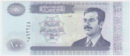 Iraq P 87 - 100 Dinars 2002 - UNC - Iraq