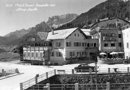 TRENTO -VAL DI FASSA-CAMPITELLO-ALBERGO AGNELLO - Trento