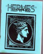 Postzegel Verening Griekenland 1989-1990 ( 8 N°) + Divers + Journal (  Rare) - Non Classés