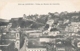 BRESIL ))  RIO DE JANEIRO    VISTA DO MORRO DO CASTELLO - Rio De Janeiro
