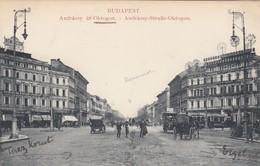 Budapest - Andrassy út-Oktogon - Hungary