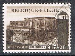 BELGIQUE N°944 - Gebraucht