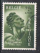 BELGIQUE N°945 - Gebraucht