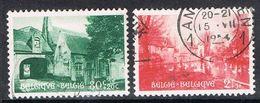 BELGIQUE N°946 Et 947 - Belgium