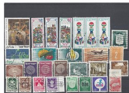 ISRAELE  Mix Set Stamps Of Israel Small Selection Of Fine Used 2173 - Israel