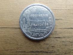 Polynesie Francaise  1  Francs  2003  Km 11 - French Polynesia