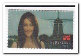 Nederland 2010, Postfris MNH, NVPH 2769, Filmstamp, Carice Van Houten, Windmill - Periode 1980-... (Beatrix)