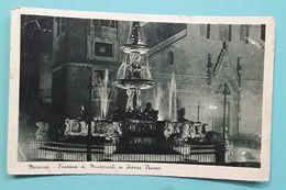 Messina - Fontana Di Montorsoli In Piazza Duomo** - Messina