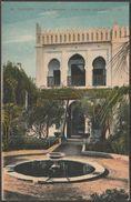 Vue Prise Du Jardin, Villa Harris, Tanger, Maroc, C.1910s - Lévy CPA LL 83 - Tanger