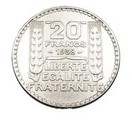 20 Francs - Type Turin - France - 1938 - Sup - - L. 20 Franchi