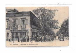 BATNA : Avenue De La République, - Batna