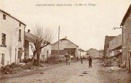 CPA - PROVENCHERE (70) - Aspect Du Bas Du Village Dans Les Années 20 - Altri Comuni