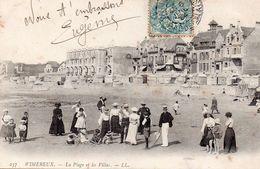 WIMEREUX - La Plage Et Les Villas - Frankreich