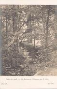 SALON DE 1908 H. BIVA UN RUISSEAU A VILLENEUVE - Paintings