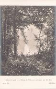 SALON DE 1908 H. BIVA L ETANG DE VILLENEUVE EMBRUME - Paintings