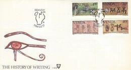 Venda - Fdc.  The History Of Writing.  # 542 # - Venda