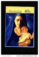 AUSTRALIA - 1996  CHRISTMAS  SELF ADHESIVE  MINT NH - Nuovi