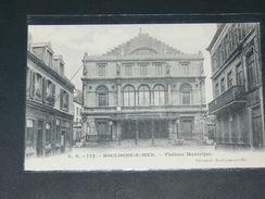 BOULOGNE SUR MER    1906   VUE   CIRC  EDIT - Boulogne Sur Mer
