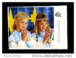 AUSTRALIA - 1997  CHRISTMAS  SELF  ADHESIVE  MINT NH - Nuovi