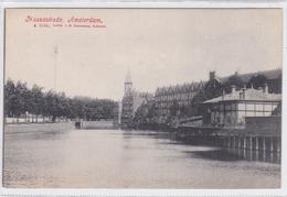 Amsterdam Nassaukade Bij De Clercqstraat   1253 - Amsterdam