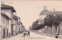 Bourg Le Boulevard De Brou - Autres