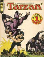 Tarzan Gigante N° 23 - Editrice Cenisio (Hogarth) + Korak - En Italien - Avril 1976 - Poster Absent - Bon état. - Livres, BD, Revues