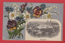 Einsiedeln --  Cachet Censure Colmar  -- Timbre Retiré - SZ Schwyz