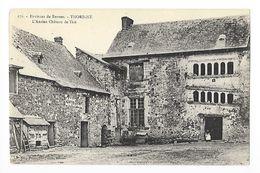 Environs De Rennes - THORIGNE  (cpa 35)   L'ancien Château De Tizé -   - L 1 - Rennes