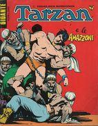 Tarzan Gigante N° 24 - Editrice Cenisio (Hogarth) + Korak - En Italien - Juillet 1976 - Bon état. - Livres, BD, Revues