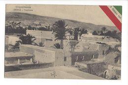 18360 - Libye Somalie Tripolitania Derna Panorama Ottobre 1911 - Libya