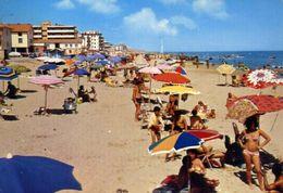 Marotta - Pesaro - Spiaggia - 45817 - Formato Grande Viaggiata – E 3 - Pesaro