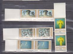 ART PAINTINGS  ROMANIA 1982 , MI 3892-95, MNH  PAIR X2 - Art