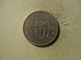 MONNAIE MAURICE 1 RUPEE 1990 - Mauritius