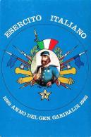 [DC9265] CPM - ESERCITO ITALIANO - 1882 ANNO DEL GENERALE GARIBALDI 1982 - Non Viaggiata - Storia