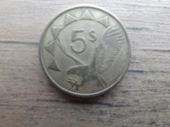 Namibie  5  Dollars  1993  Km 5 - Namibia