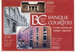 Toulouse - Banque Courtois - La Plus Ancienne Des Banques Régionales - Toulouse