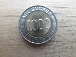 Equateur  1000 Sucres  1997  Km 103 - Ecuador