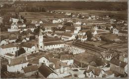 MEILLON - Vue Aérienne Sur Le Bourg - Eglise - France