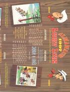 ALMANACH 1997 LUCKY LUKE - Big : 1991-00