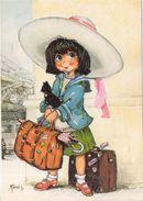 Bon Voyage - Illustration : Michel Thomas - Cartes Humoristiques