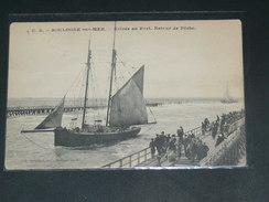 BOULOGNE SUR MER    1907   VUE   CIRC  EDIT - Boulogne Sur Mer