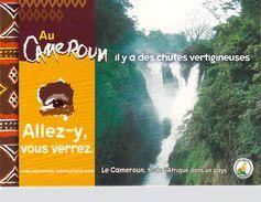 Afrique > CAMEROUN Chutes Vertigineuses (A)  ( Cascades Waterfall Chutes D'eau) *PRIX FIXE - Cameroun