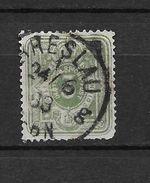LOTE 1473  ////  ALEMANIA IMPERIO 1875-77   YVERT Nº: 36 CON MATASELLO DE DRESLAU - Alemania